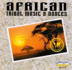 Various Artists - African Tribal Music & Dances flac album
