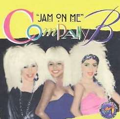 Company B - Jam on Me flac album