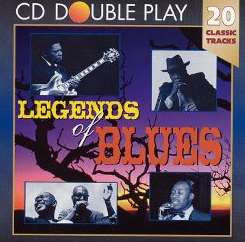Various Artists - Legends of Blues [Intercontinental] flac album