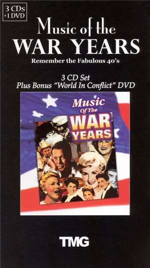 Various Artists - Music from the War Years: WWII flac album