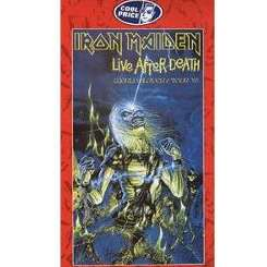 Iron Maiden - Live After Death [VHS] flac album