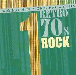 Various Artists - #1 Hits: Retro 70s Rock flac album