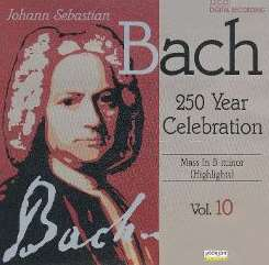 Bach: Mass in B minor (Highlights) flac album