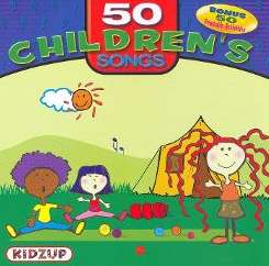 Various Artists - 50 Children's Songs flac album