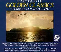 Various Artists - A Treasury of Golden Classics flac album