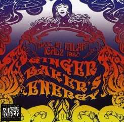 Ginger Baker / Ginger Baker & Energy - Live In Milan 1980 flac album