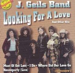 J. Geils Band - Looking for a Love flac album