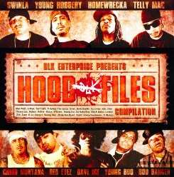 Various Artists - Hoodfiles Compilation flac album