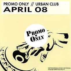 Various Artists - Promo Only: Urban Club (April 2008) flac album