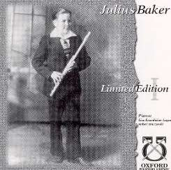 Julius Baker - Julius Baker: Limited Edition I flac album