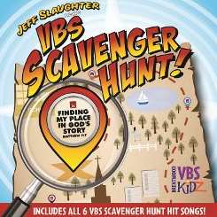 Jeff Slaughter - VBS Scavenger Hunt flac album