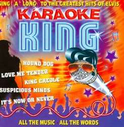 Karaoke - Karaoke King: Sing-A-Long To The Greatest Hits Of Elvis flac album