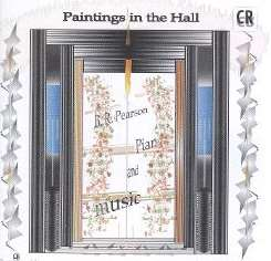 B.R. Pearson - Paintings in the Hall flac album