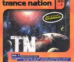Various Artists - Trance Nation 1999 flac album