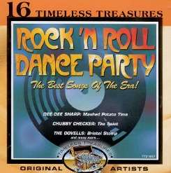 Various Artists - Rock N Roll Dance Party [Madacy] flac album